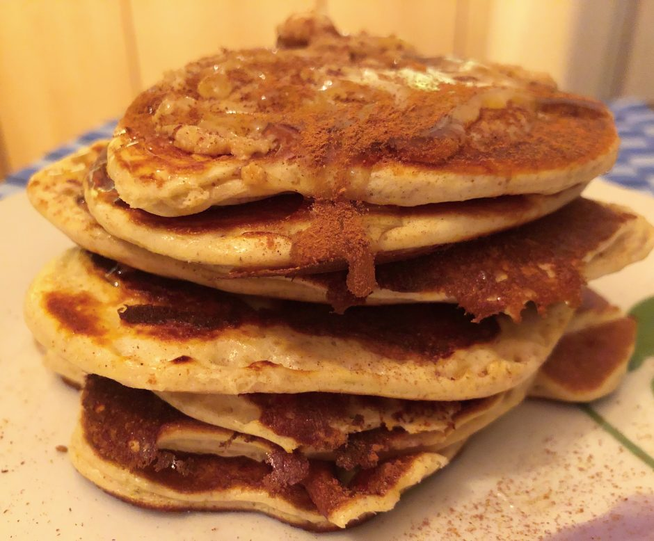 High protein pancakes 🥞  Πάνκεικς πρωτεΐνης